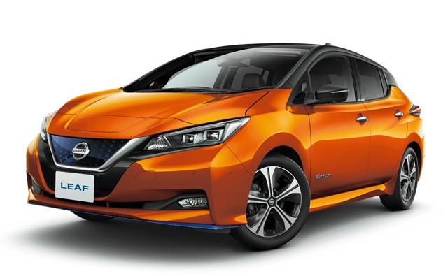 初代の発売から10年を迎えた日産リーフ。グローバルでの累計販売台数は50万台を突破。量産型EVの先駆け