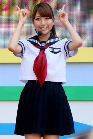 写真はフジテレビの三田友梨佳アナ。1987年5月23日生まれ、東京都出身。青山学院大学国際政治経済学部卒業。2011年にフジテレビに入社。現在は