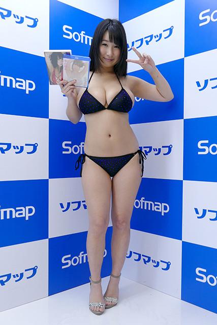 34作目BD・DVD『インパクトJ』(アイドルワン)発売イベント@ソフマップAKIBA④アミューズメント館(2019年3月3日)