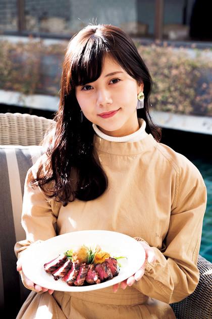 2017年度ミス青山学院大学の今井美桜さん