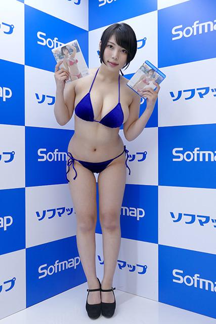 サードBD・DVD『ピュア・スマイル』(竹書房)発売イベント@ソフマップAKIBA④アミューズメント館(2019年3月2日)