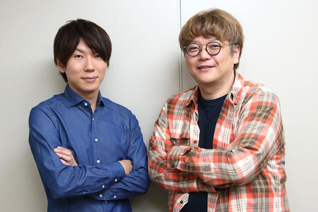 社会学者の古市憲寿氏(左)とバラエティプロデューサーの角田陽一郎氏。古市氏が影響を受けた映画とは?