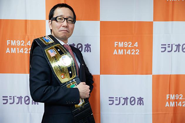 今年4月に10周年を迎える、ラジオ日本『真夜中のハーリー&レイス』メインパーソナリティ・清野茂樹氏