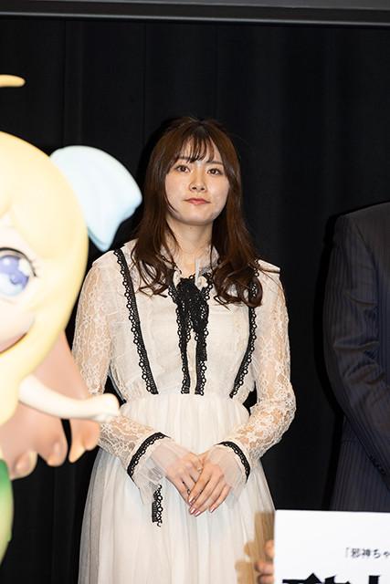 元NGT48の長谷川玲奈が公式レポーターとして参加