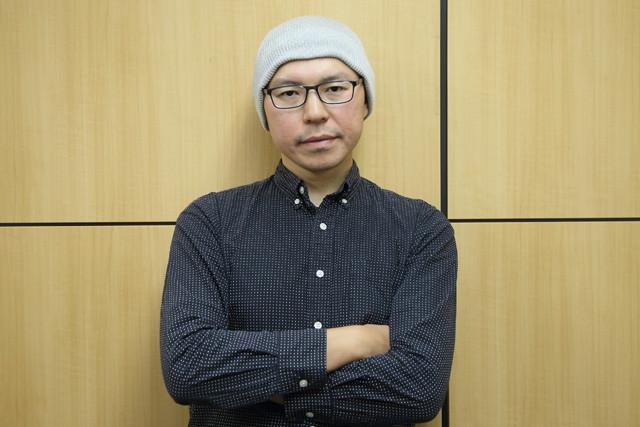 初の長編監督映画『シライサン』が公開される小説家の乙一さん