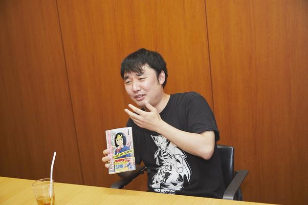 できたてホヤホヤ、ゆでたまご・嶋田先生に書いていただいた帯への感謝を、本当に泣きそうになりながら語っていた