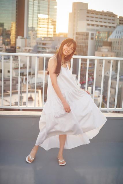 デジタル写真集『WHITE ALBUM〜ゼロ〜』(撮影/岡本武志)より
