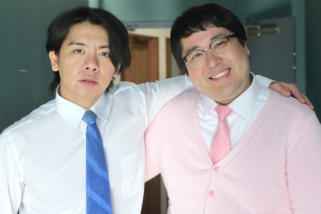 マヂカルラブリーの(左)野田クリスタル、1986年生まれ、神奈川県出身。『R−1ぐらんぷり2020』優勝。(右)村上、1984年生まれ、愛知県出身。本名は鈴木崇裕(すずきたかひろ)