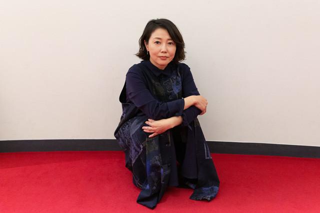 『すばらしき世界』が2月11日に公開される映画監督の西川美和さん