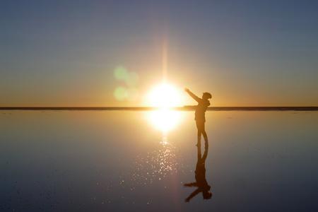 旅人マリーシャの世界一周紀行:第15回「まるで天国! ウユニ塩湖で絶景三昧!」