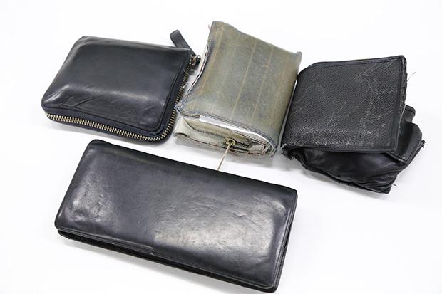 068ad11a7c37 編集部にあったダメな財布オールスターズ。知らずのうちに女性からドン引きされる財布を使っている人も多いのでは?