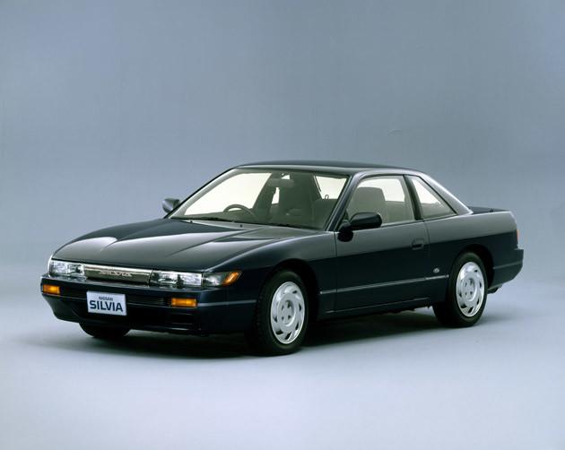日産 シルビア。1988年に登場したS13型シルビア。FRスポーツクーペとして、今も走り屋に愛される名車