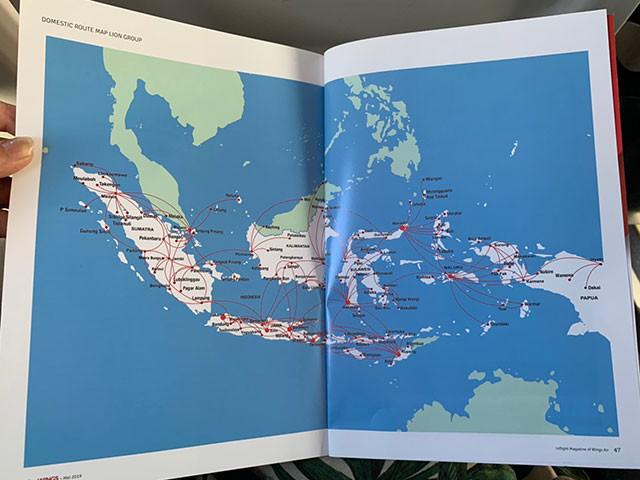 インドネシアの島の数は世界一!