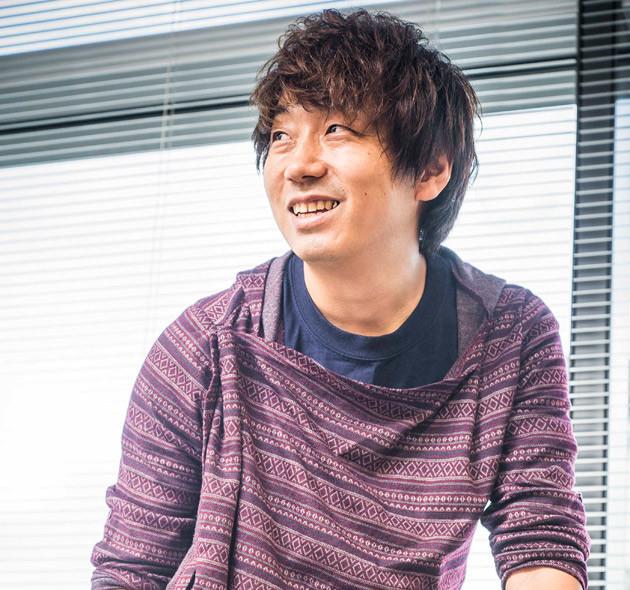 独創的な料理を続々と開発する野島慎一郎氏