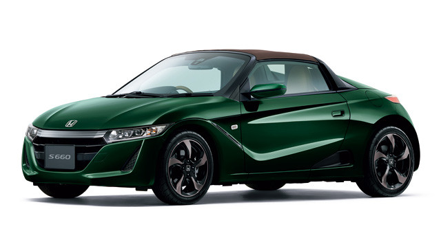 【7位】ホンダ「S660」(平成27年〜平成31年) 今、新車で買えるホットな軽スポーツカーといえば、S660だ。エンジンは660㏄のターボ(約64馬力)