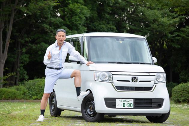 ホンダ「N−BOX」は国内新車販売台数23ヵ月連続トップ!