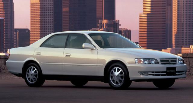 チェイサーは1977年から2001年まで販売。ドリ車として大人気。中古は高値