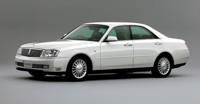 【4位】日産「セドリック/グロリア」 日産が誇る高級車だったが、2004年で絶版
