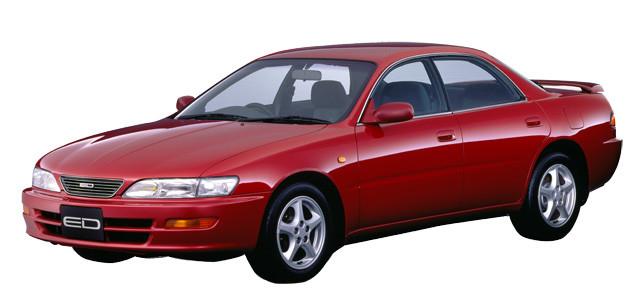 【6位】トヨタ「カリーナED」 1985年から1998年まで販売されていた4ドアハードトップ