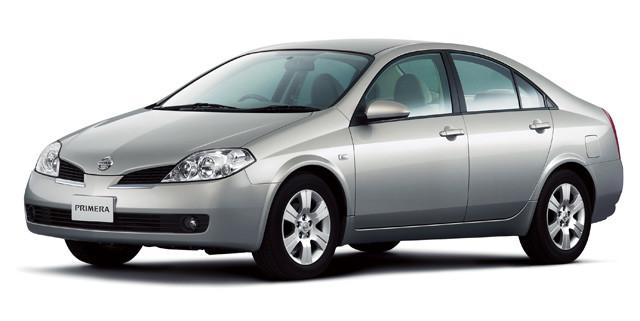 【8位】日産「プリメーラ」 1990年に初代が登場。欧州車的な乗り味で一世を風靡
