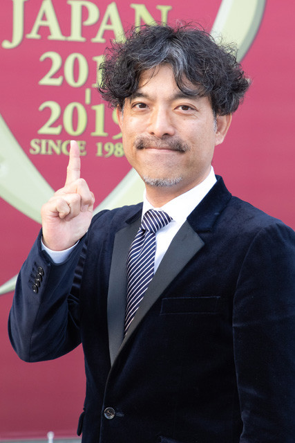 日本カー・オブ・ザ・イヤー選考委員の塩見サトシ