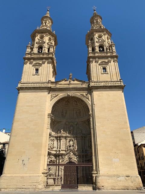 ログローニョの大聖堂