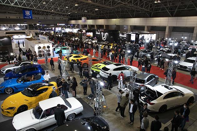 観客数が過去最高を記録した『東京オートサロン2020』