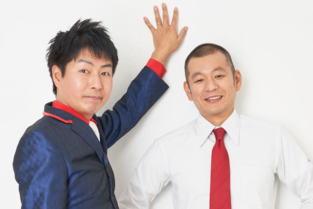 栃木県出身・U字工事の福田薫(左)、益子卓郎