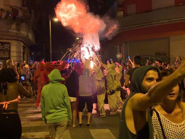 悪魔の火祭り・コレフォック
