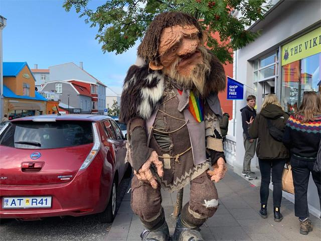 アイスランドはヴァイキングの国