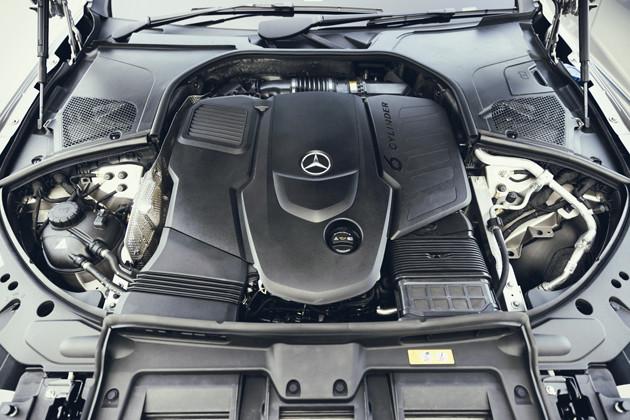 今回試乗したモデルは2.9リットル直6ディーゼルターボ。最高出力は330PS、最大トルクは700Nm