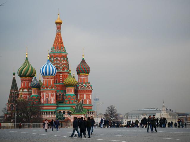 ロシアといえばテトリスを思い出させるモスクワの「聖ワシリイ大聖堂」