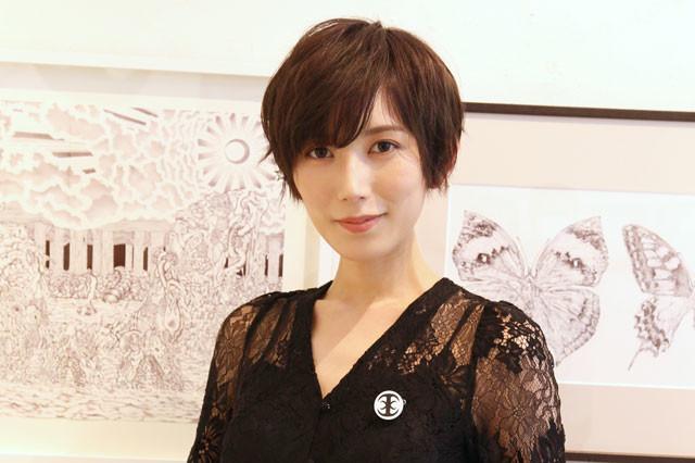 光宗薫が2年ぶりの個展を開催中。AKB48の活動を経てアーティスト ...