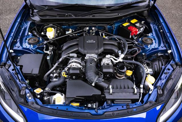 排気量は先代の2リットルから2.4リットルにアップした。ちなみに新型の最高出力は235PS。最大トルクは250Nmだ