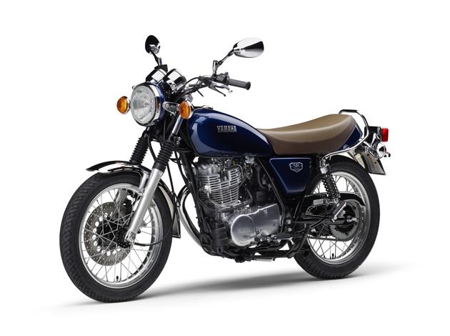 【第3位】ヤマハ SR400 ファイナルエディション 3月15日発売予定 価格:60万5000円 ヤマハは1月21日、1978年にデビューした人気バイク「SR400」の国内生産終了を発表。限定モデルを3月15日に発売するという