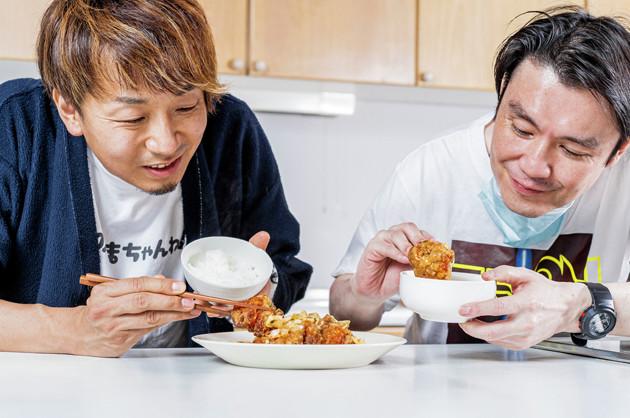 (5)ライス! そのままもウマいが、中本のスープをまとった唐揚げはご飯との相性抜群! 刺激的な辛さと滝のような肉汁が食欲を激しく刺激する。オン・ザ・ライスでかっ喰らえ!
