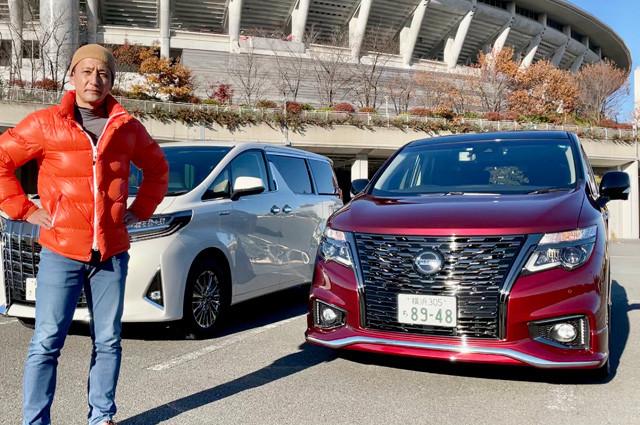 自動車ジャーナリストの小沢コージが、高級ミニバンの「オラつき」を濃厚解説!