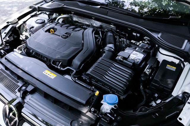 今回、試乗したのは1.5Lの直4モデル。DOHCターボエンジンに48Vのマイルドハイブリッドシステムを組み合わせる