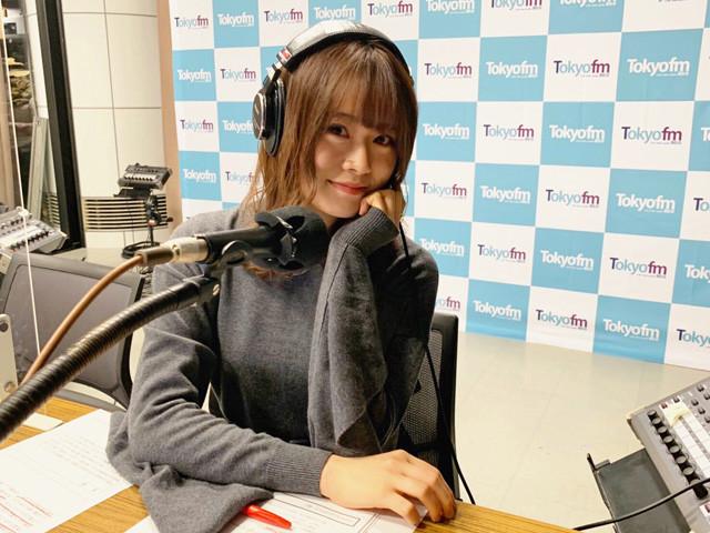 『山崎怜奈の誰かに話したかったこと。』(TOKYO FM)でパーソナリティを務める山崎怜奈 (写真提供/TOKYO FM)