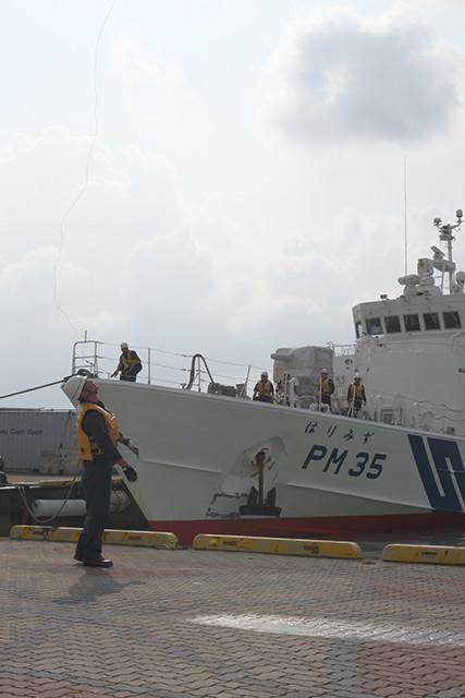 直前まで中国の脅しに踊らされて疲労困憊の海保隊員たち