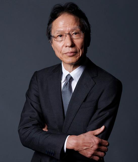 政治学者の姜尚中氏