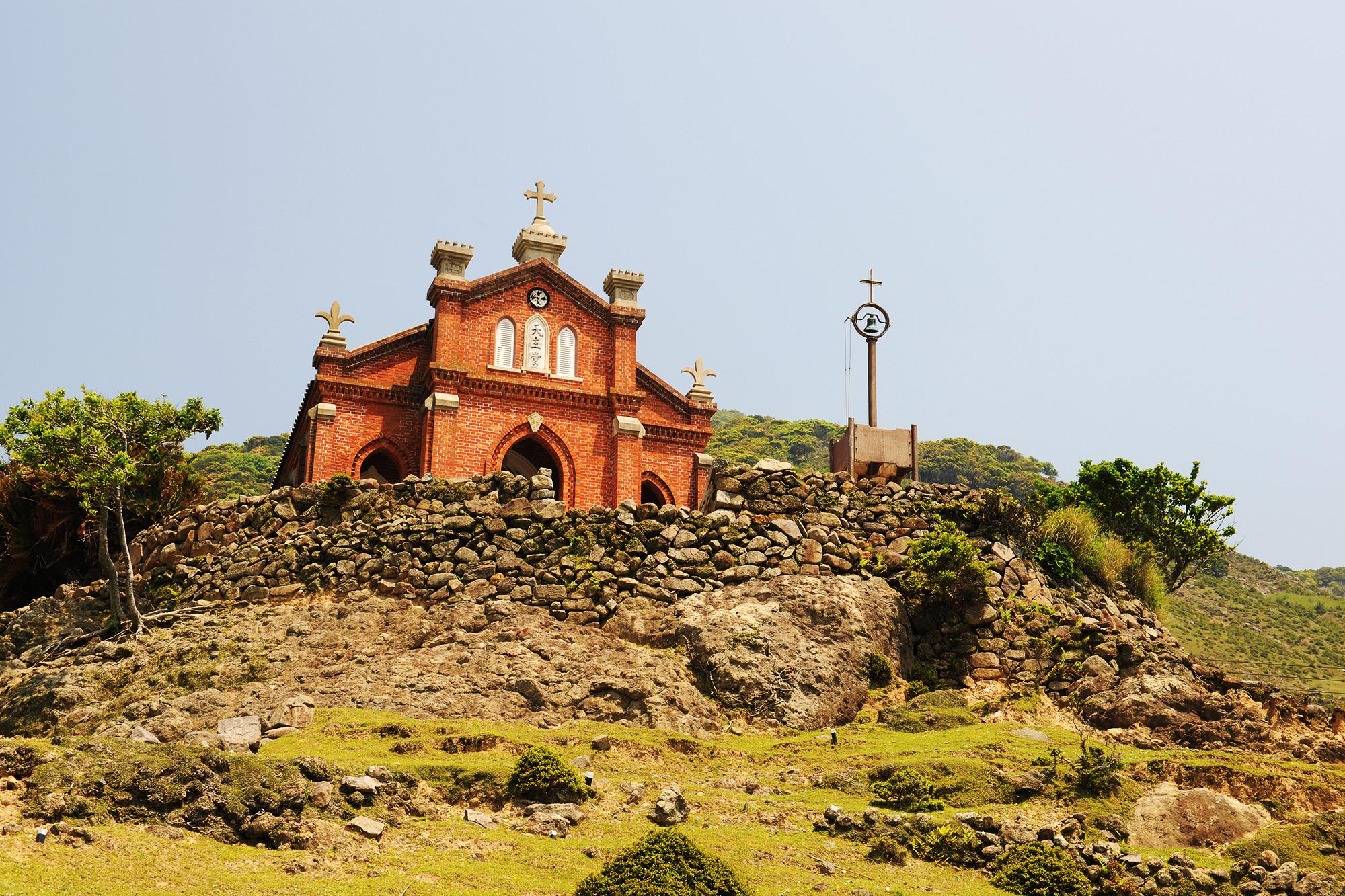 無人と化した島に世界遺産となった教会――隠れキリシタンの ...