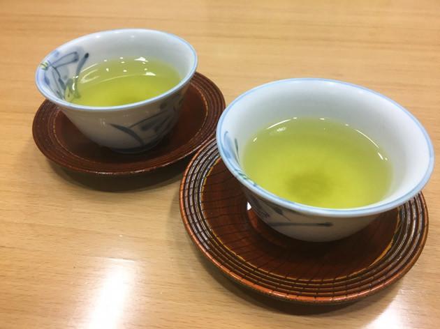 静岡県では給食当番に『お茶係』が!