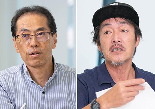 古賀茂明氏(左)と元東京電力原発炉心技術者・木村俊雄氏が、今も続く東電の隠蔽ぶりを暴く!