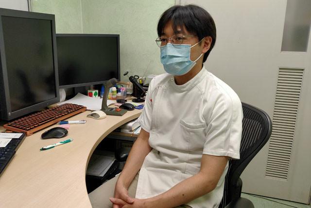 日本では数少ない「コロナ後遺症外来」を開く平畑医師。検査では異常が見られず、満足な治療を受けられないコロナ後遺症の患者を積極的に受け入れている。もし、これまでにない倦怠感を感じたら「とにかく動かないことが大切」と話す