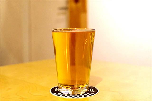 地元のビールを地元で飲む。ビールはやっぱりフレッシュな状態で飲むが美味い!