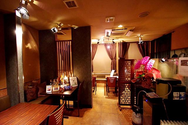 Creative kitchen CASTA。お隣の長瀞町にも系列店舗を持つ人気店だ