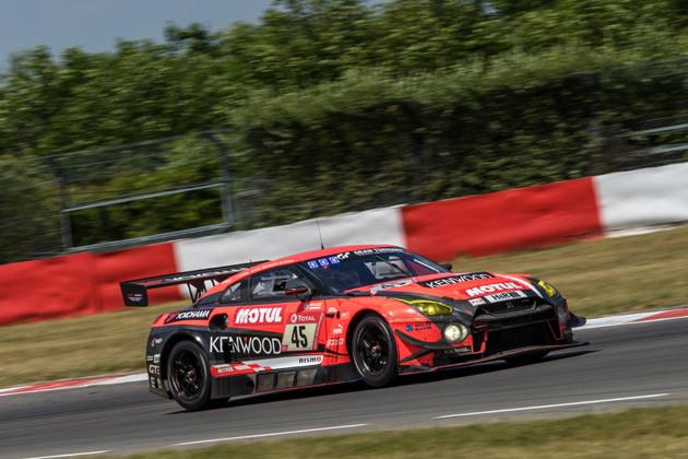 日産GT−RニスモGT3で初参戦のKONDO RACINGは、ドイツ勢8台などに次ぐ総合10位と大健闘。来年以降のさらなる上位進出に期待が高まる!!!