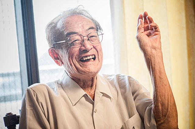 広岡達朗氏。早大出身。東京六大学の花形スターとして巨人に入団。特に守備の堅実さ、華麗さには定評があった