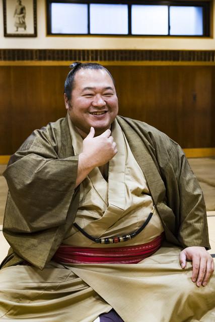 昨年11月場所で903日ぶりの「関取白星」を挙げた豊ノ島関